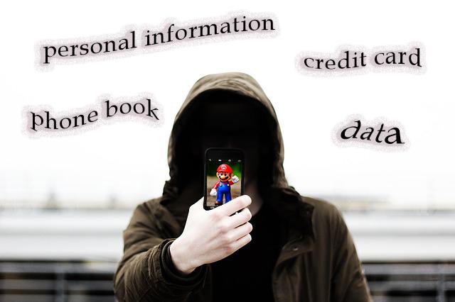 奪われる個人情報